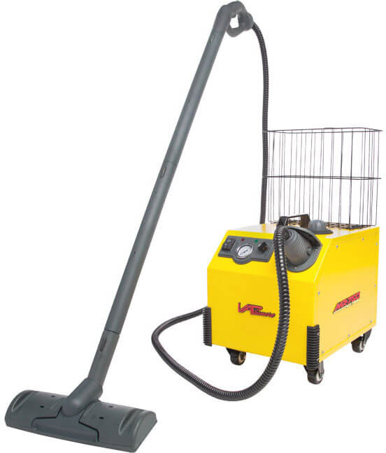 Vapamore Mr750 Ottimo Heavy Duty Steam Cleaner With Adjustable