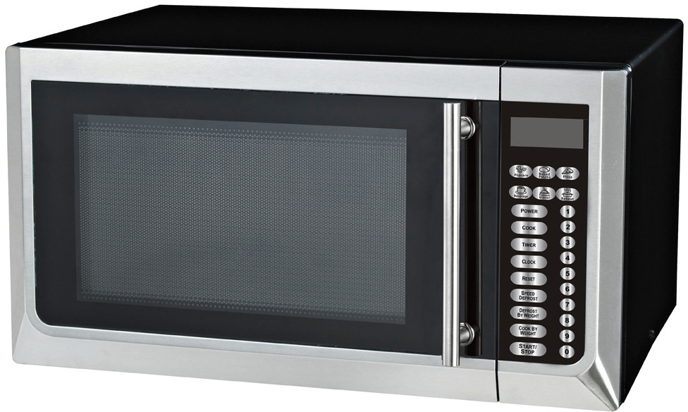 Avanti Mt16k3s 1 6 Cu Ft Microwave Oven With 1 000 Watts