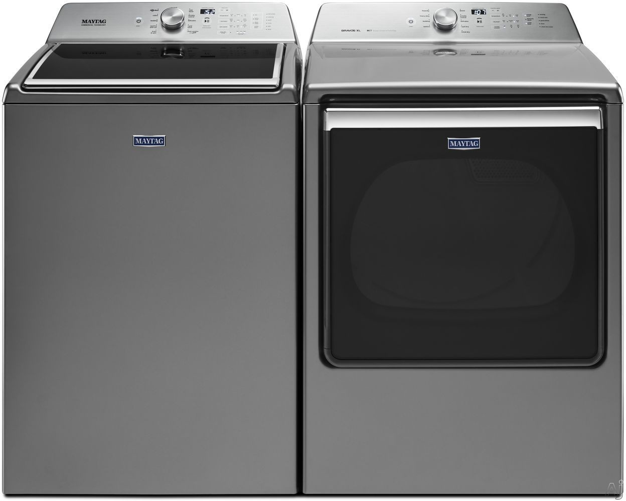 Maytag Mawadrgc8651 Side By Side Washer Amp Dryer Set With