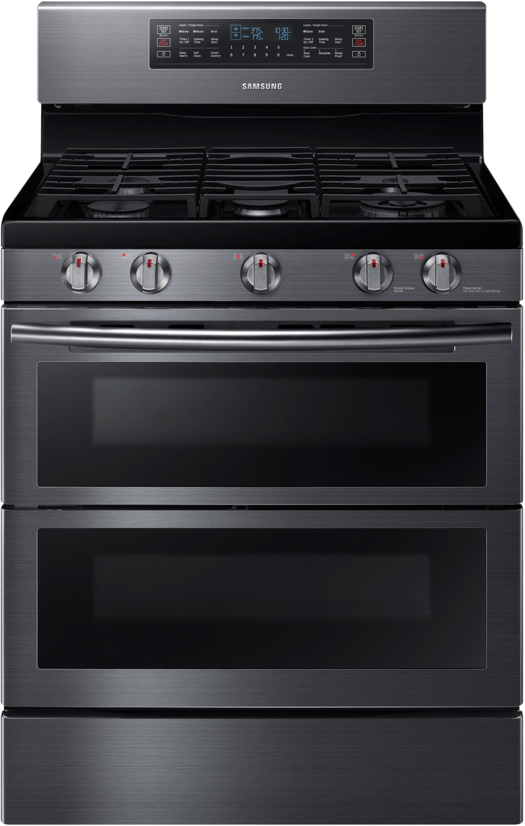 Samsung Gas Ranges