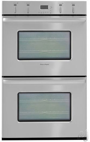 Fisher Amp Paykel Od302ss 30 Inch Double Electric Wall Oven