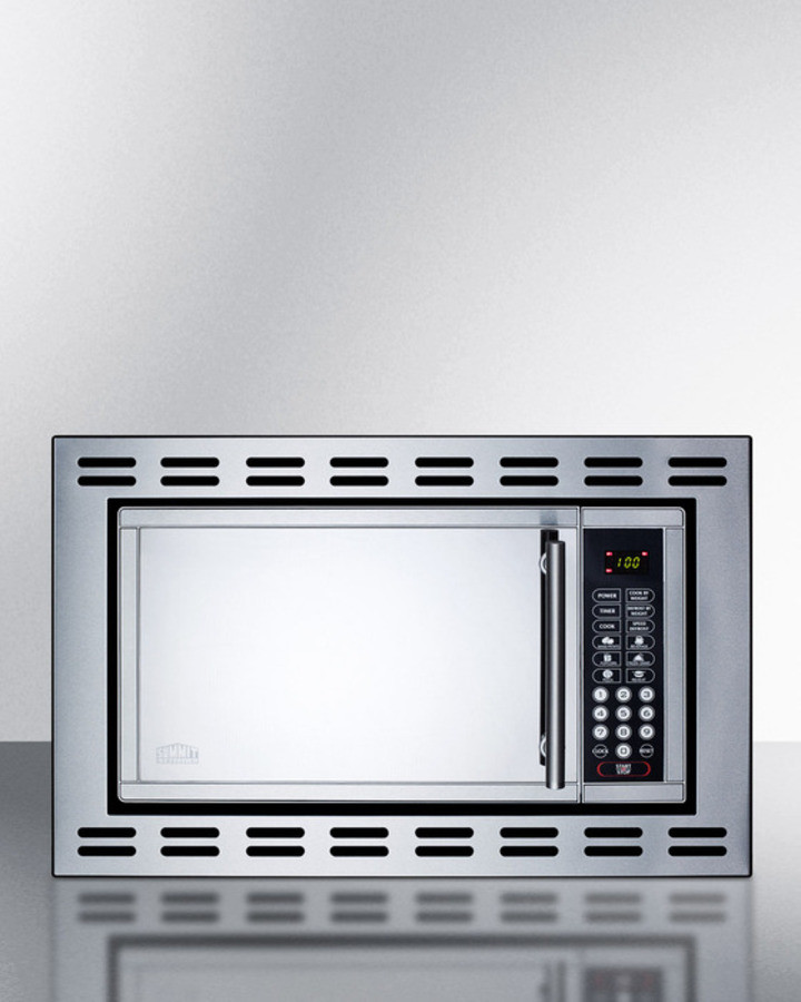 Large Microwave Oven For Sale: Summit OTR24 24 Inch Built-in Microwave Oven With 900