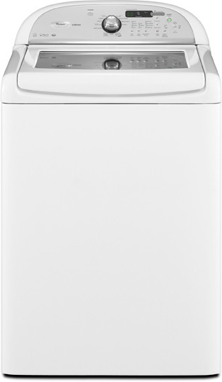 Whirlpool Wtw7600xw 27 Inch Top Load Washer With 4 0 Cu Ft