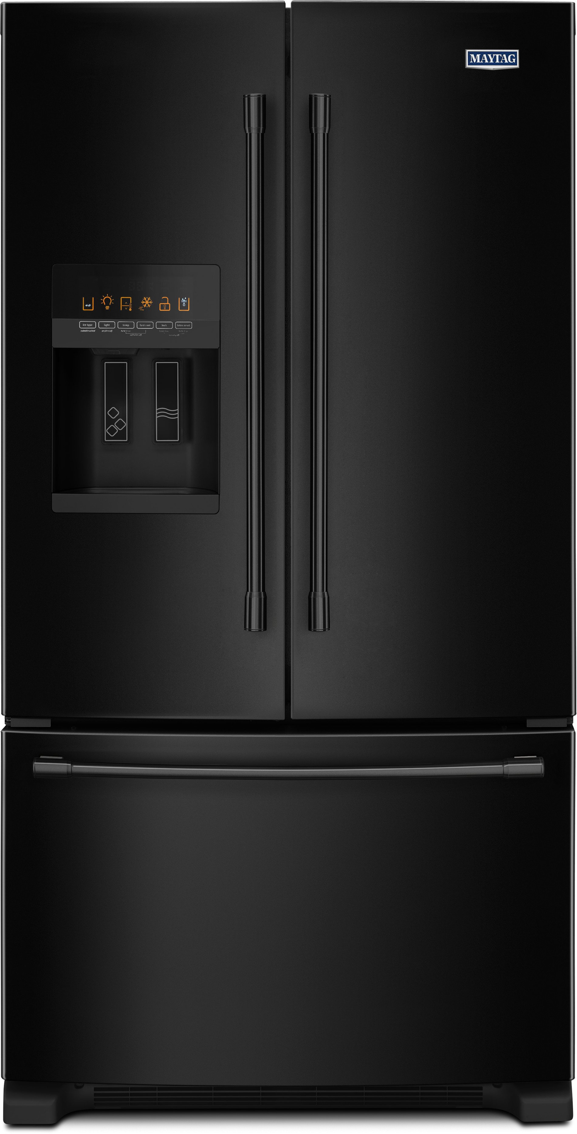 Buy A Maytag Refrigerator In Black White Stainless Steel
