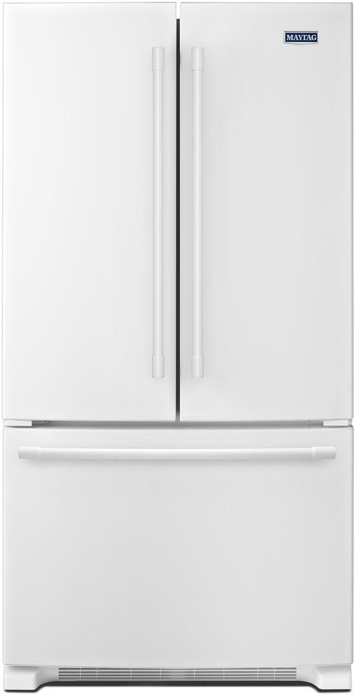 White Refrigerators