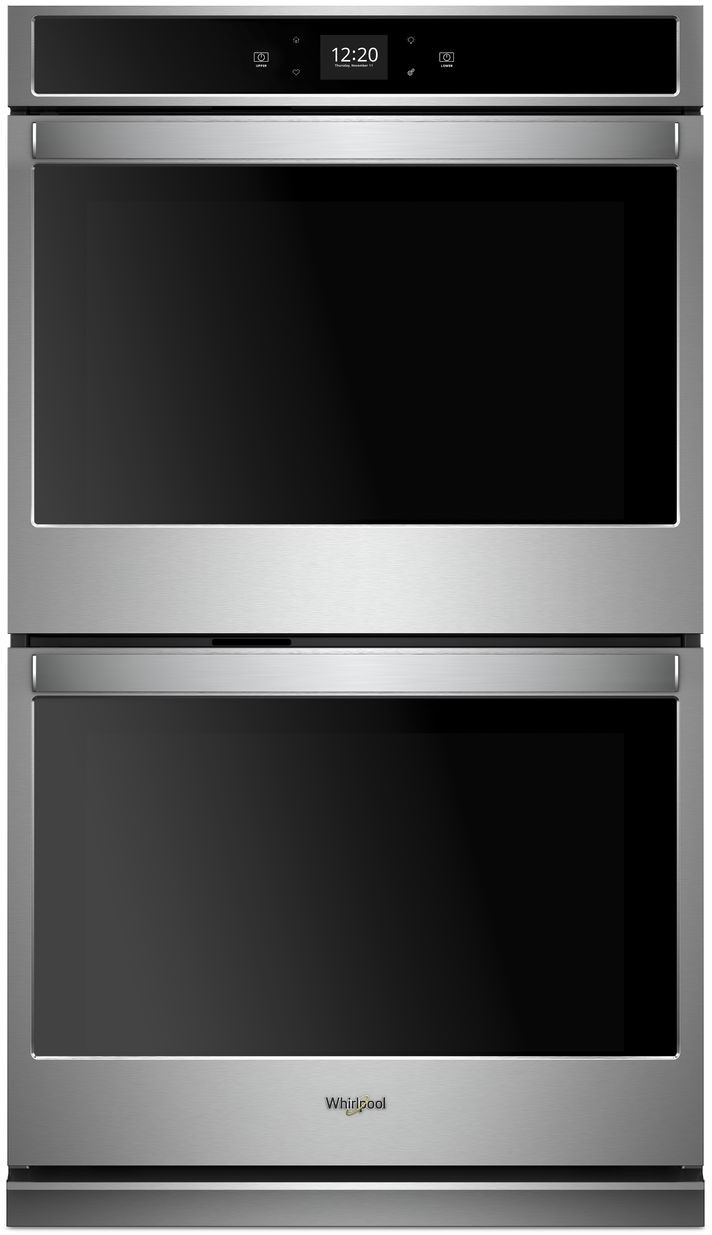 Whirlpool WOD51EC0HS 30 Inch Smart Double Oven with
