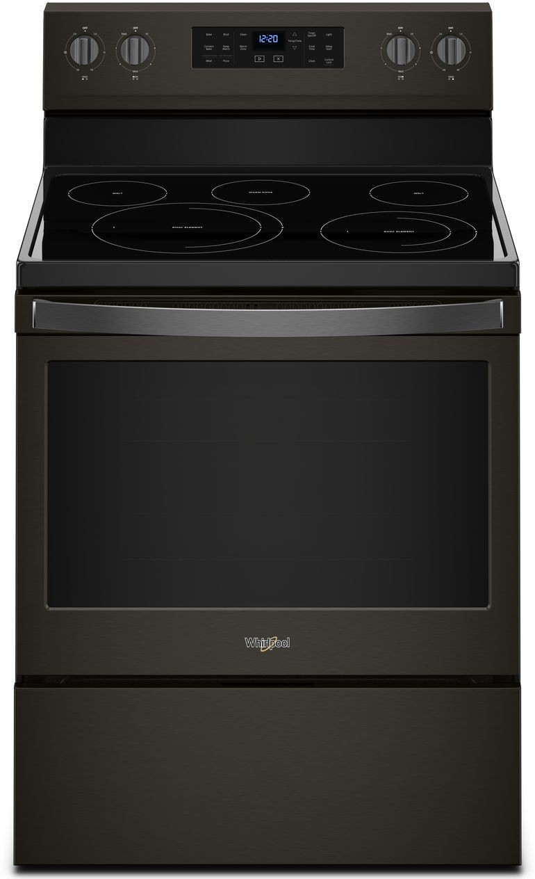 Whirlpool 30 Inch Freestanding Electric Range