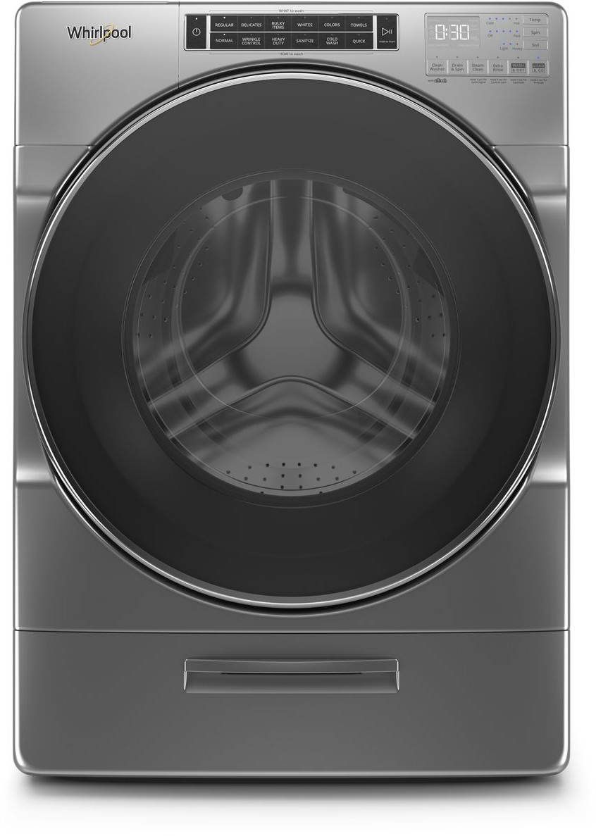 Whirlpool Wfw8620hc 27 Inch Front Load Washer With Load