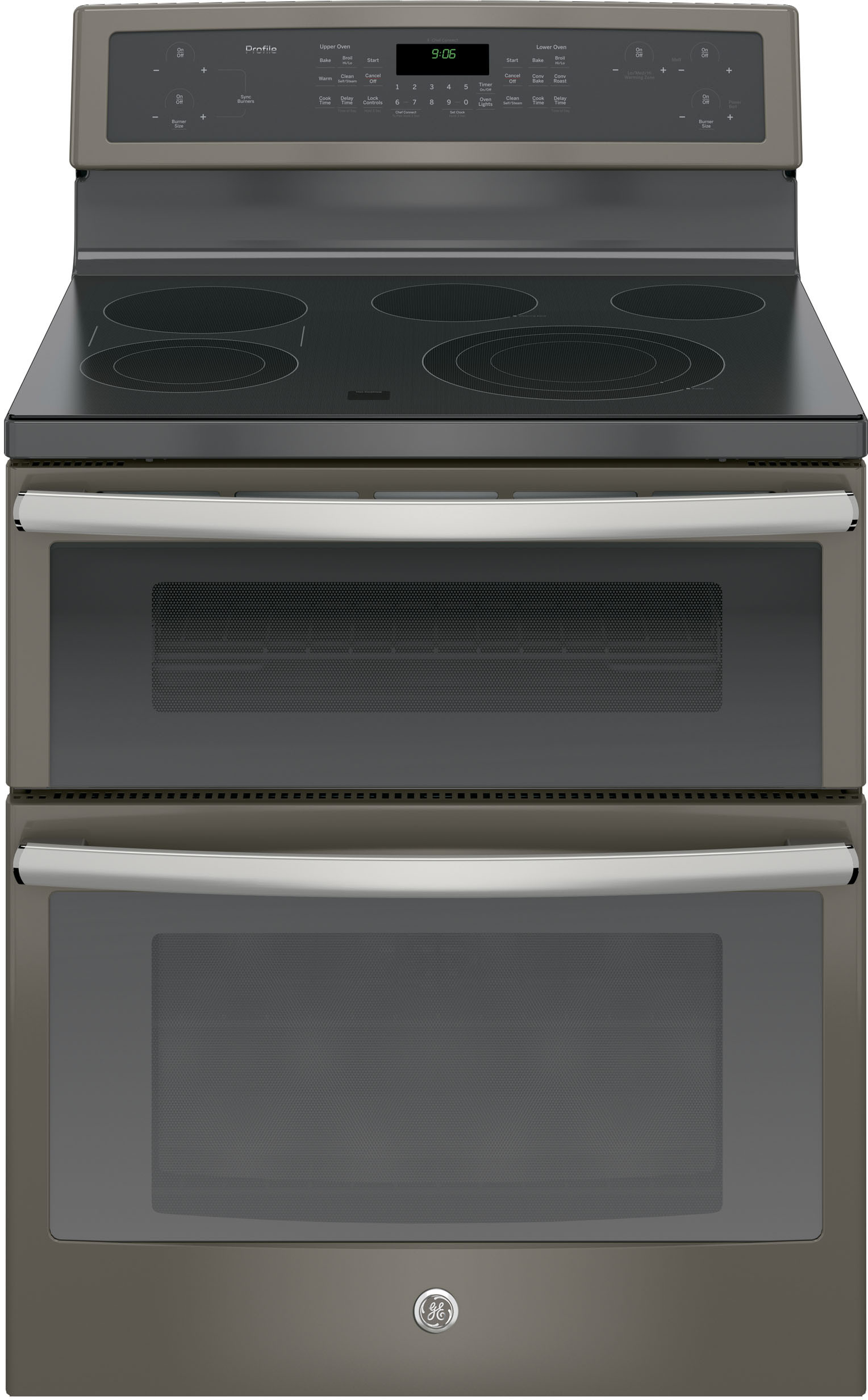 Inch Freestanding Double Oven Electric