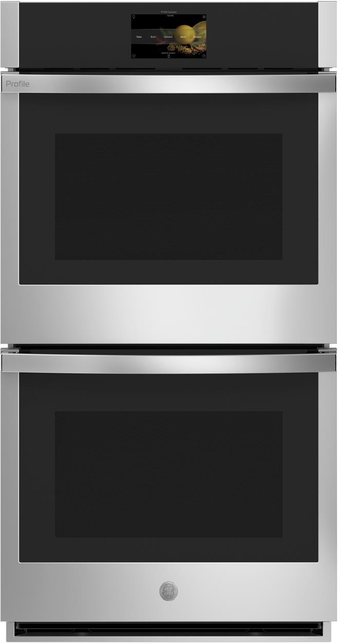Ge Pkd7000snss 27 Inch Smart Convection Double Wall Oven With True