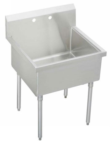 39 Inch Free Standing Utility Sink