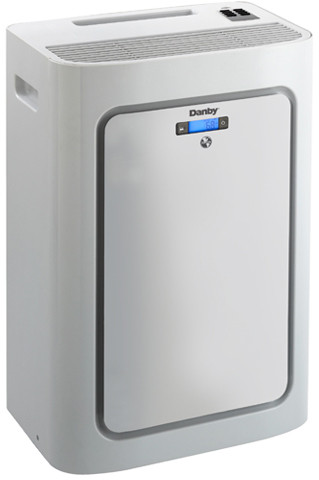 Danby Dpac8kdb 8 000 Btu Portable Air Conditioner With