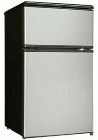 Danby Dcr326bsl 3 1 Cu Ft Compact Top Freezer