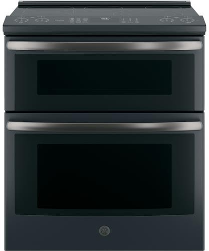 Electric Range With Double Oven