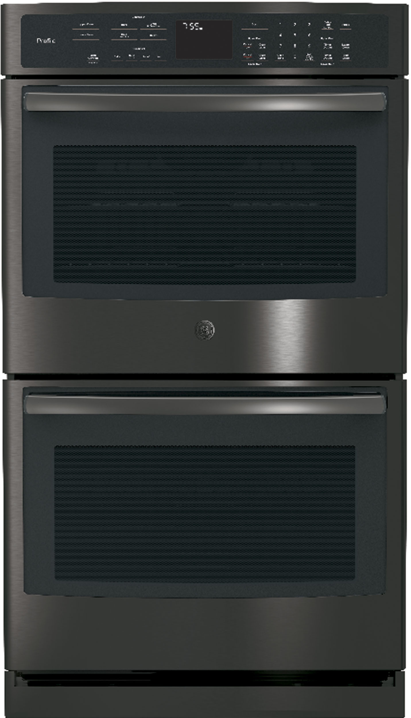 Ge Pt7550blts 30 Inch Double Electric Wall Oven With True
