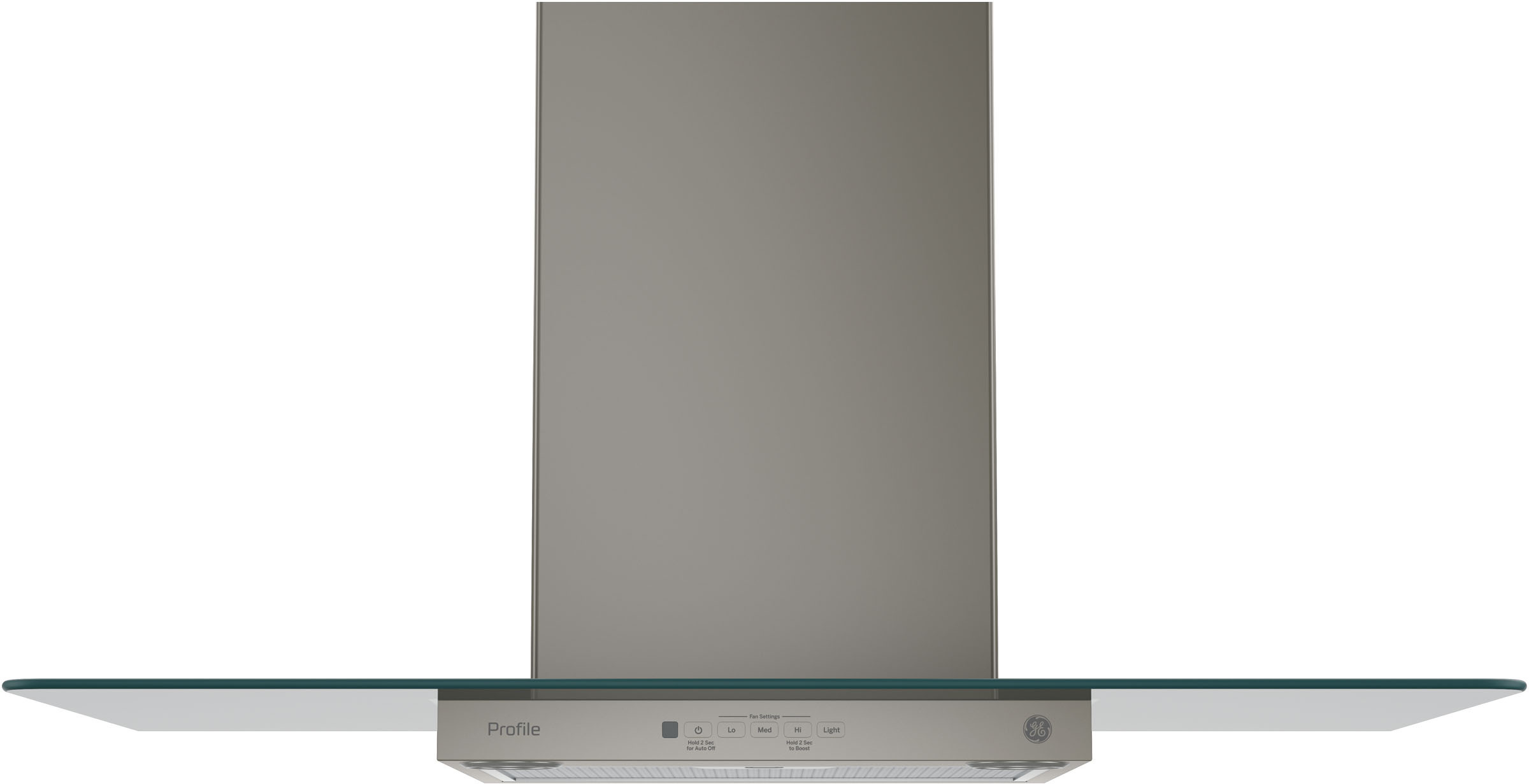 Ge Pvw7301ejes Wall Mount Glass Chimney Hood With 350 Cfm