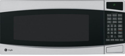 Ge Pem31smss 1 0 Cu Ft Countertop Microwave Oven With