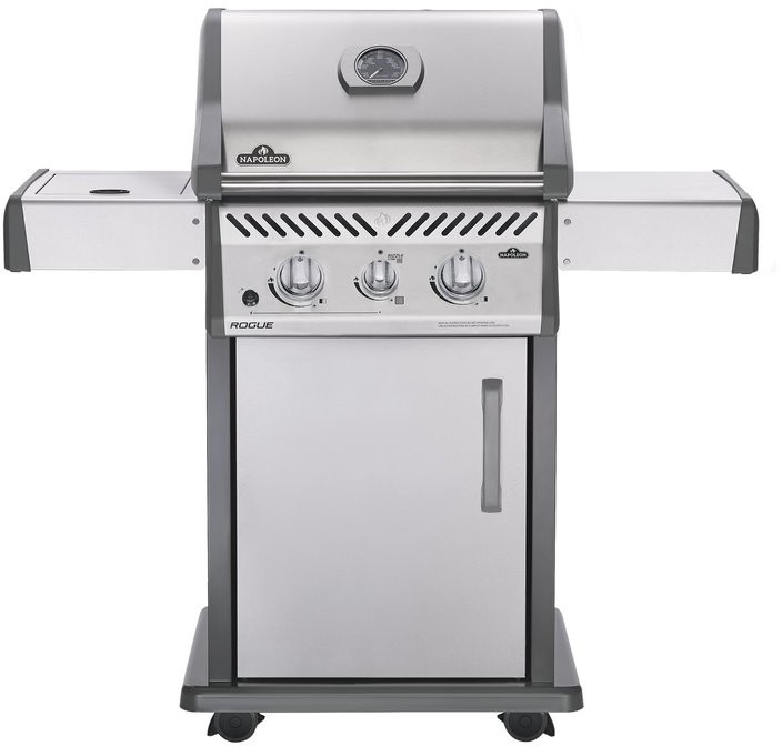 napoleon r365sibnss 48 inch freestanding gas grill with infrared rh ajmadison com