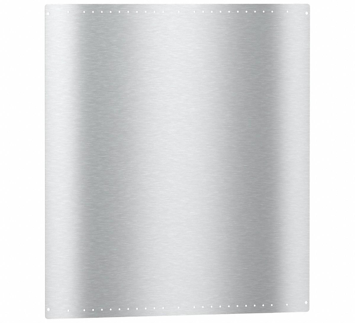 - Miele RBS36 36 Inch Stainless Steel Backsplash