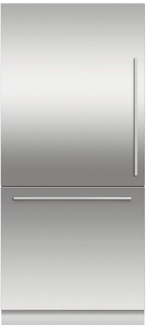 Fisher Paykel Rd3680l Left Handed Stainless Steel Door Panel Set