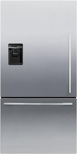 Fisher Paykel Rf170wdlux5 31 Inch Bottom Freezer Refrigerator With 17 0 Cu Ft Capacity Adjule Gl Shelves Gallon Door Storage