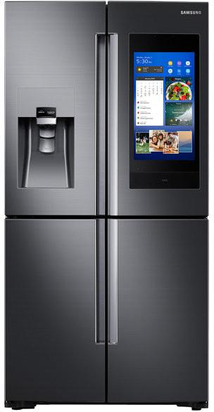 Samsung Rf22n9781sg 36 Inch Counter Depth 4 Door French