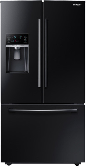 Samsung Rf23hcedbbc 36 Inch French Door Refrigerator With