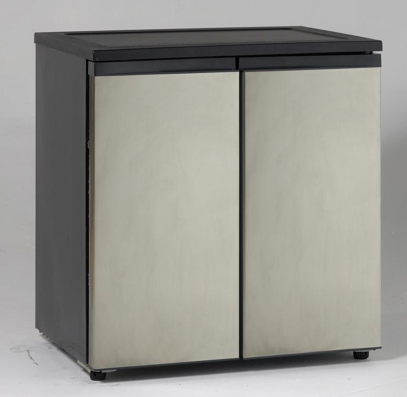 Avanti 5 5 cu  ft  Side-by-Side Refrigerator