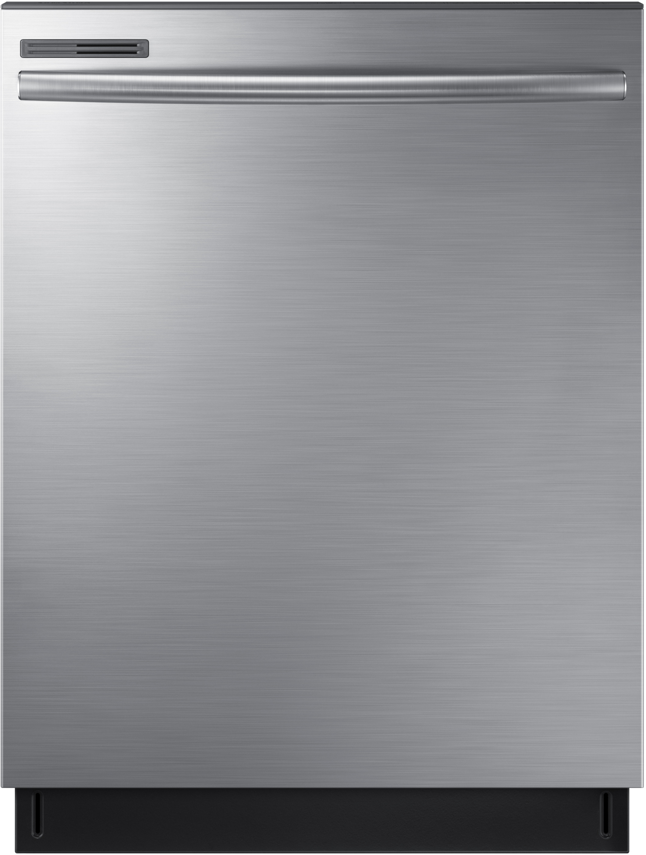 Samsung Dw80m2020us Fully Integrated Dishwasher With Adjustable Rack Nsf Certified Sanitize Digital Leak Sensor Advanced Wash System Integrated Touch Control Child Lock 4 Wash Cycles 14 Place Setting Capacity Silence Rating Of