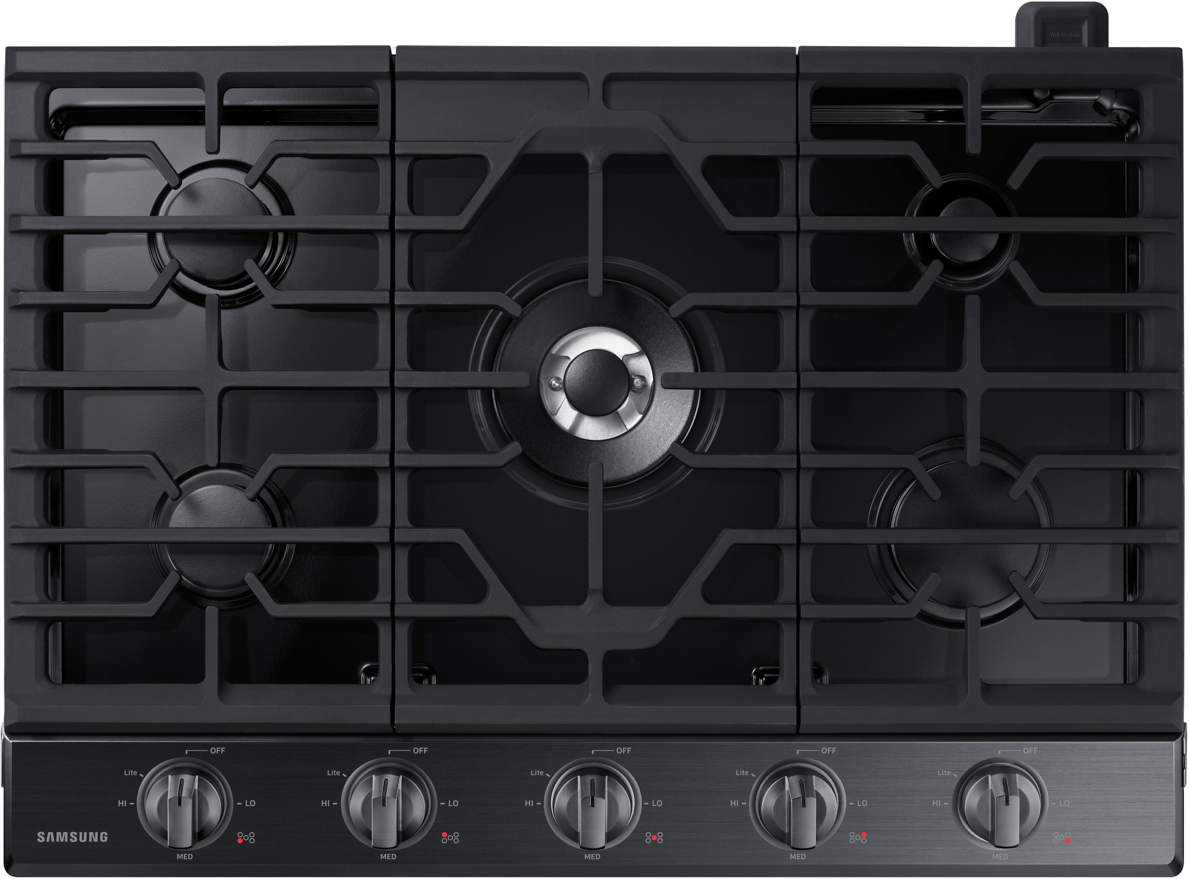 Samsung Na30k6550tg 30 Inch Gas Cooktop