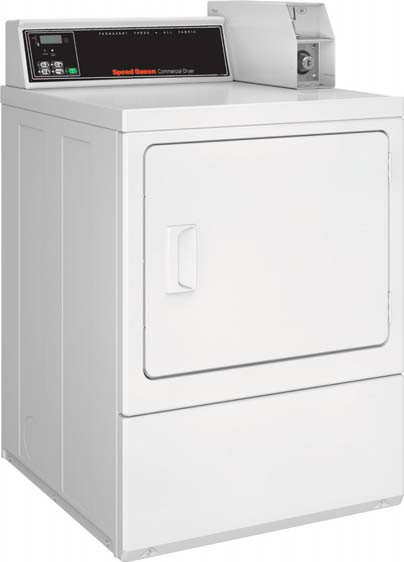 Speed Queen Sdgt09wf 27 Inch Commercial Gas Dryer With