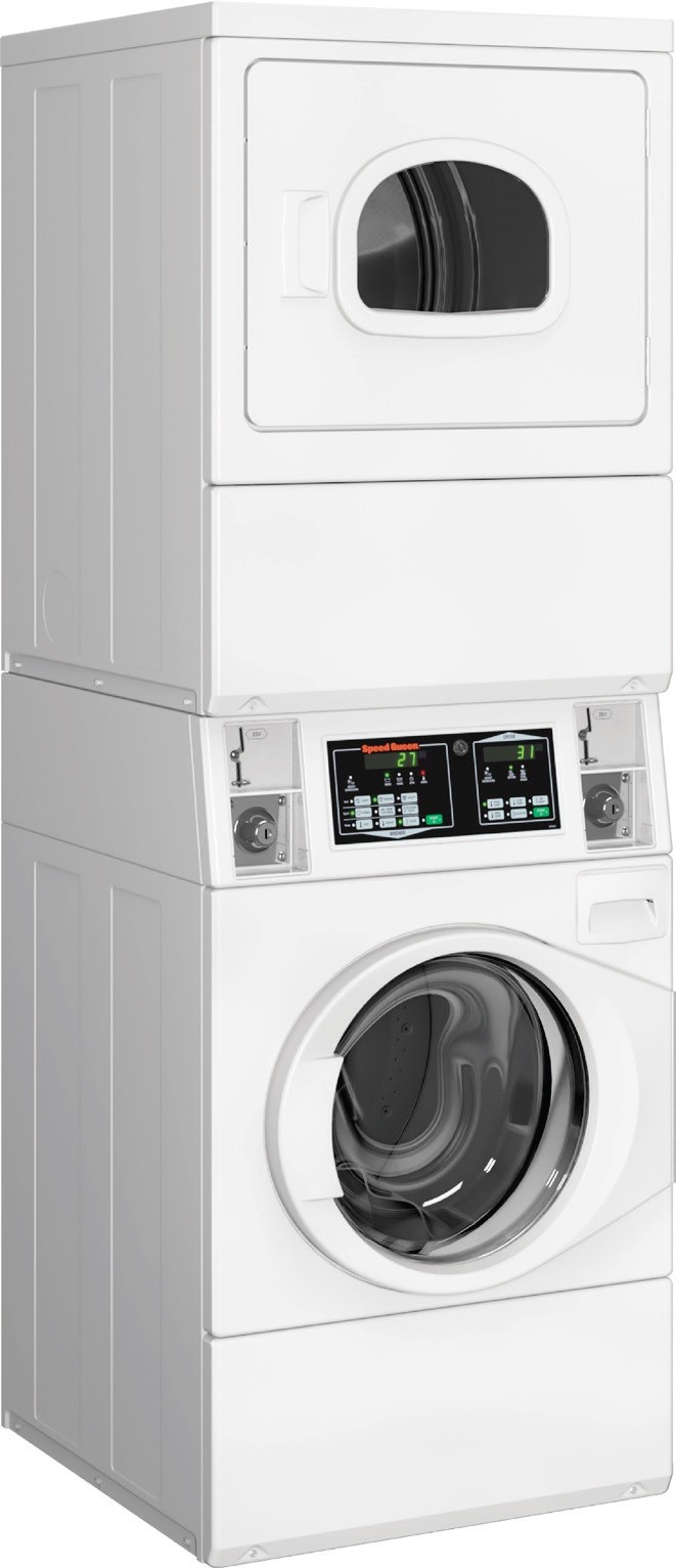 Laundry Centers - Stacked Washer and Dryer