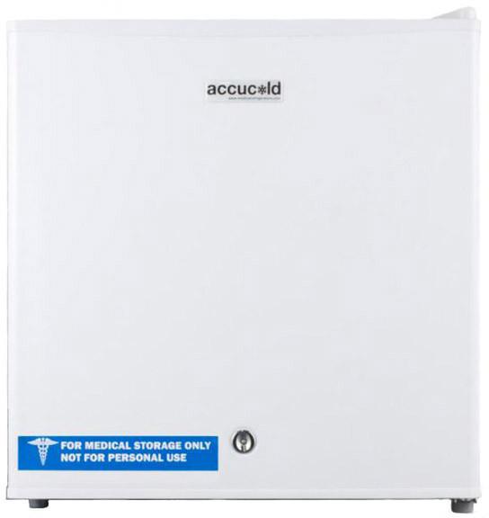 Accucold 1.4 Cu. Ft. Compact Upright Freezer Fs24l7