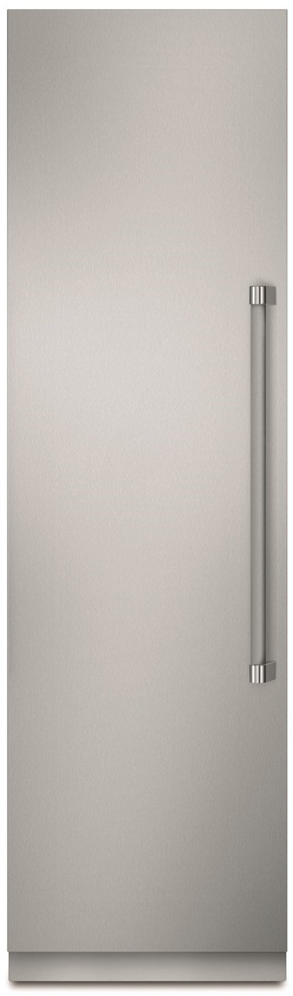 Thermador T24if800sp 24 Inch Built In Full Freezer Column With 12 Cu Ft Capacity Metal Shelves Internal Ice Maker Led Sidewall Theater Lighting