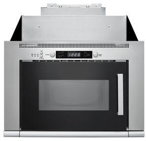 Range Microwave Hood Combo