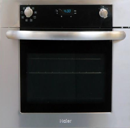 Haier HCW2460AES 24 Inch Wall Oven with 2.2 cu. ft. Capacity ... on