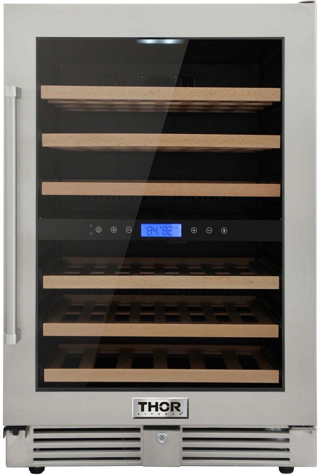Twc2401do 24 Inch Dual Zone Wine Cooler