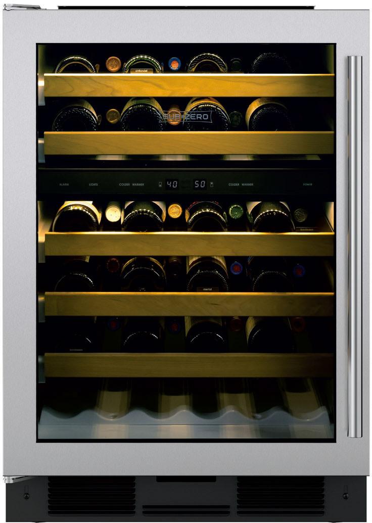 Sub-Zero Wine Coolers