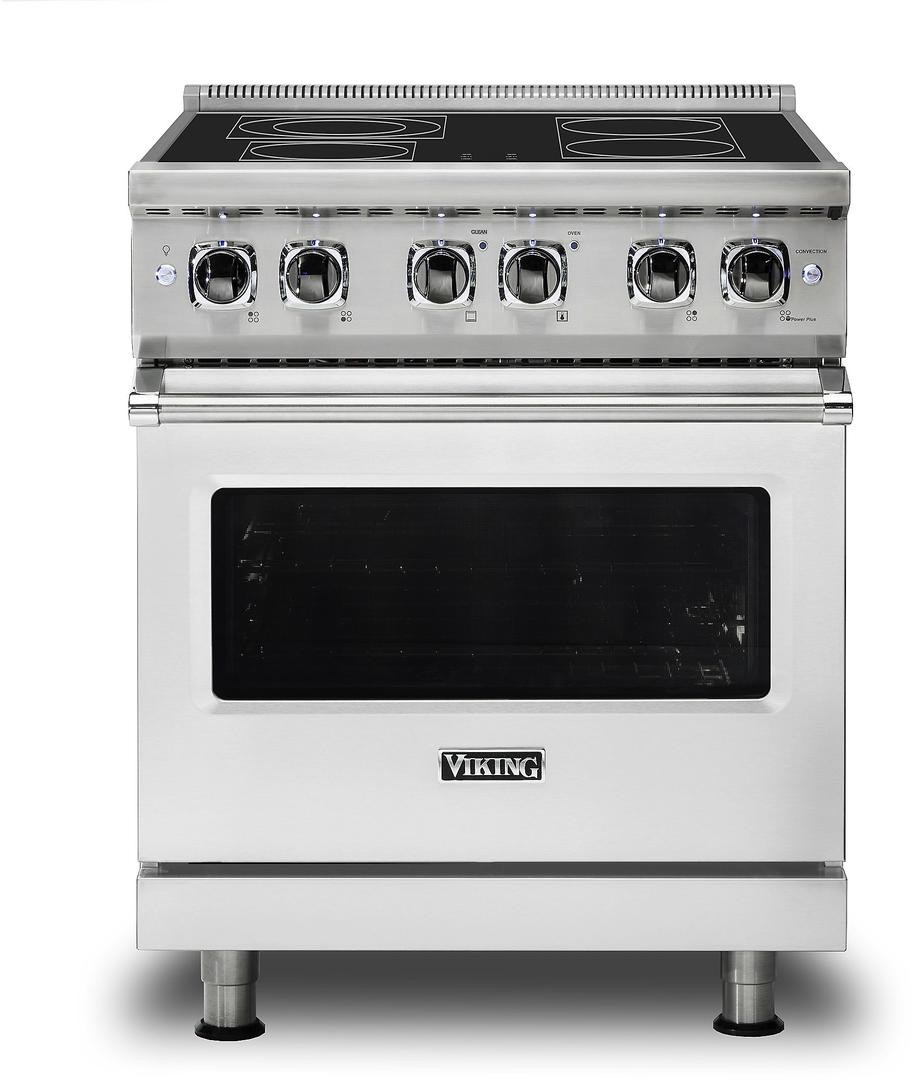 Viking Ver5304bss 30 Inch Electric Freestanding Range With