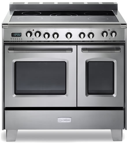 36 Inch Double Oven Electric Range