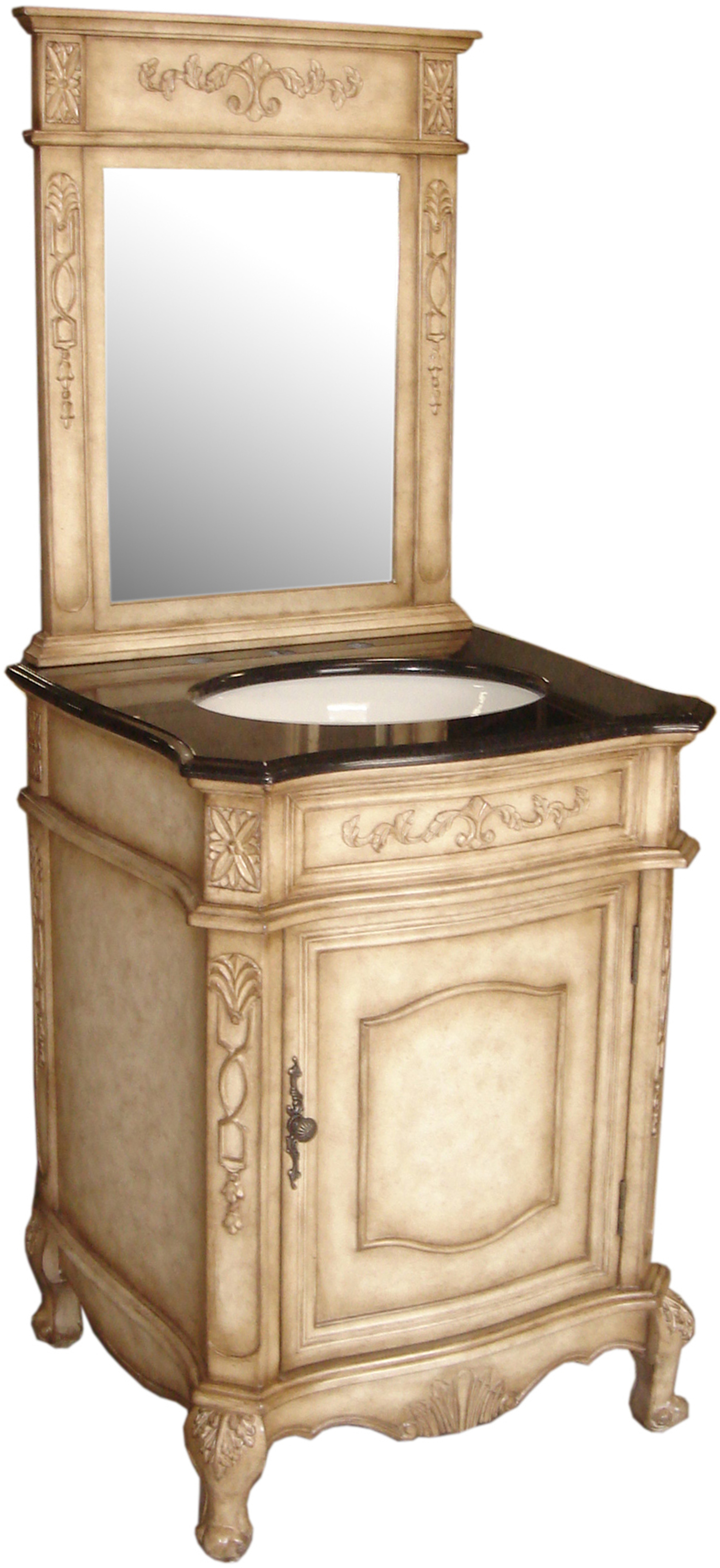 Empire Industries VE24AWM 24 Inch Traditional Vanity with ...