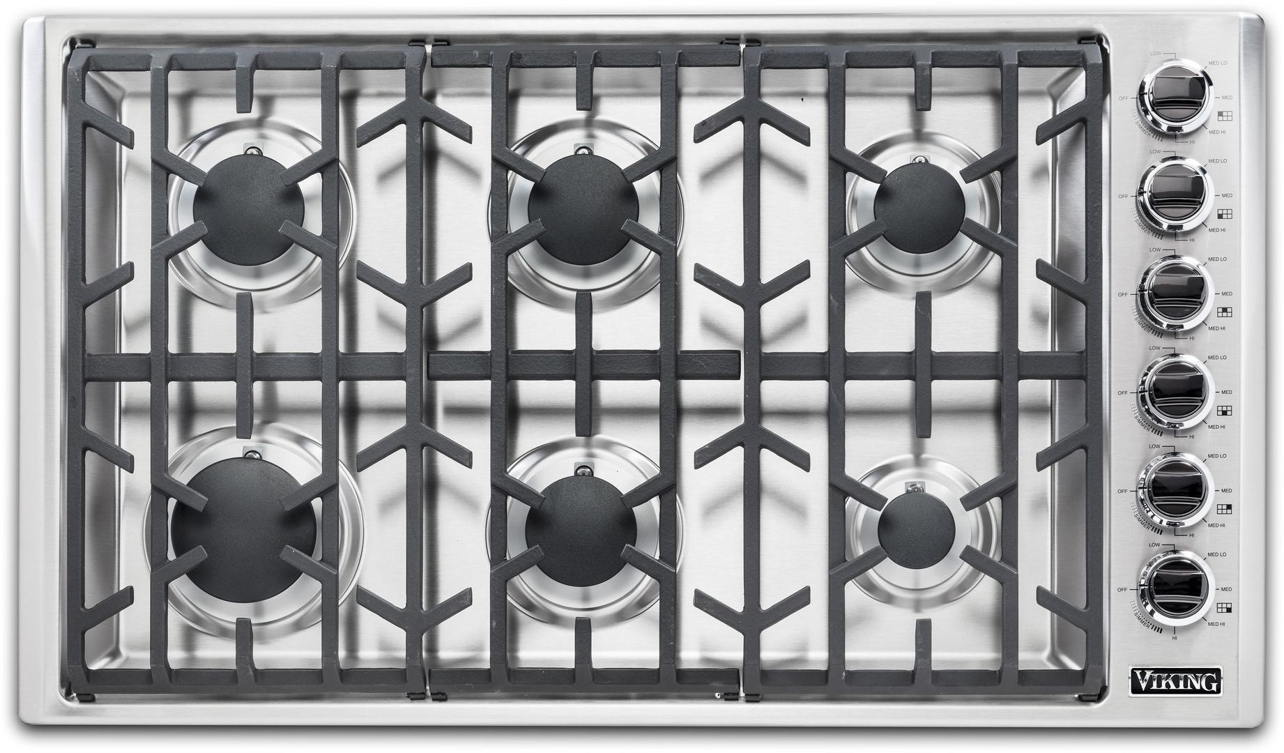 Professional 5 Series Gas Cooktop
