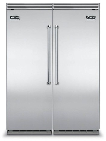 Viking Virefr2 Side By Side Column Refrigerator Amp Freezer