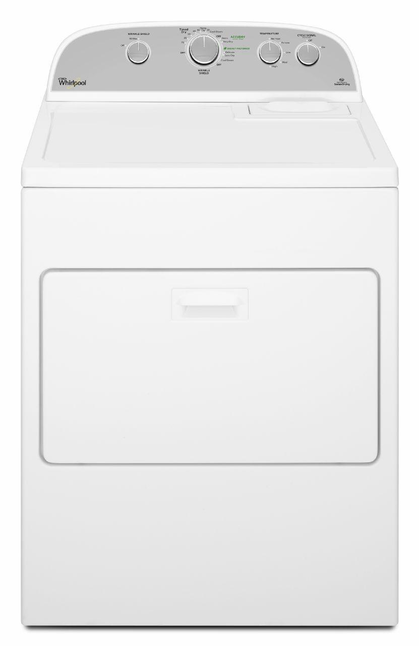 Whirlpool Wgd5000dw 29 Inch 7 0 Cu Ft Gas Dryer