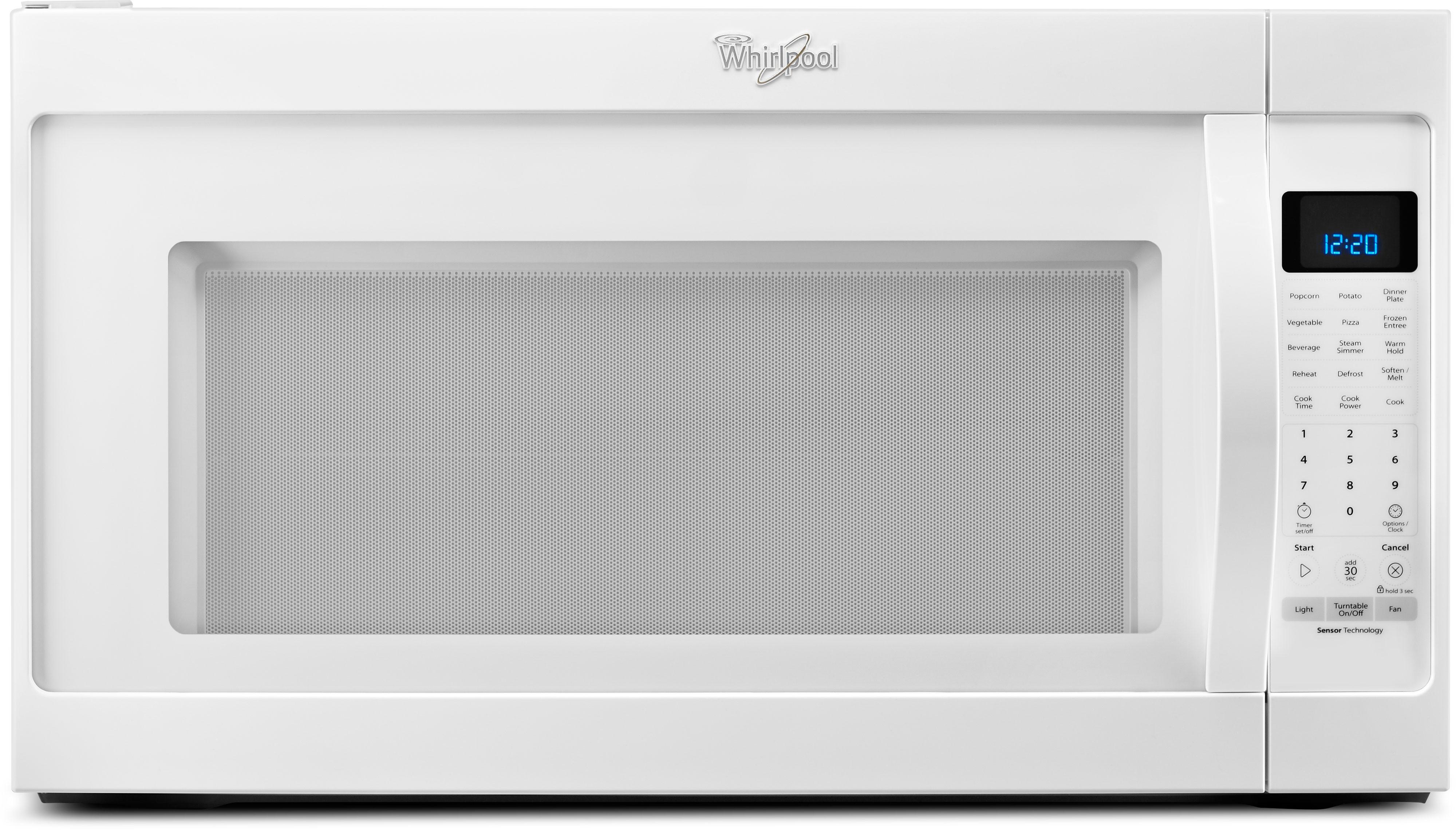 Whirlpool white ice countertop microwave - Whirlpool White Ice Countertop Microwave 24
