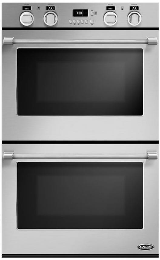 Dcs Wodv30 30 Inch Double Electric Wall Oven With 4 0 Cu