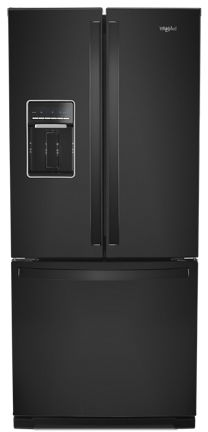 Whirlpool Wrf560sehb 30 Inch French Door Refrigerator With