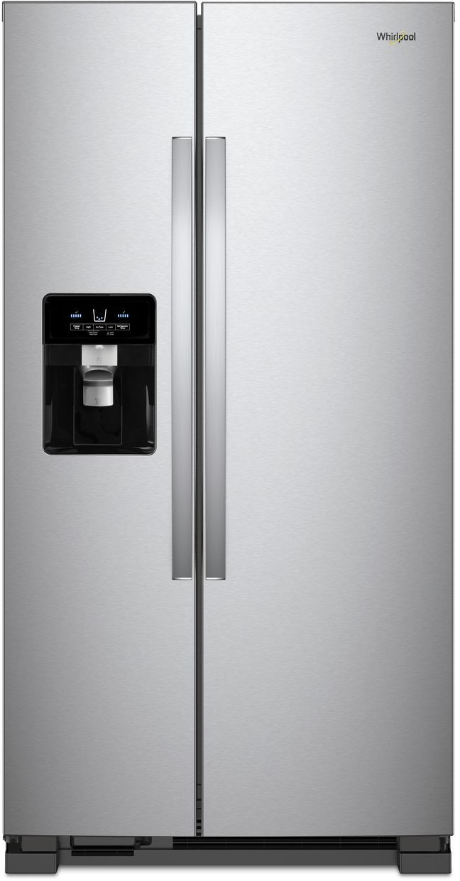 Whirlpool Wrs321sdhz 33 Inch Side By Refrigerator With Can Parts Diagram List For Model Geq9800pw1 Whirlpoolparts Dryer Image Disclaimer