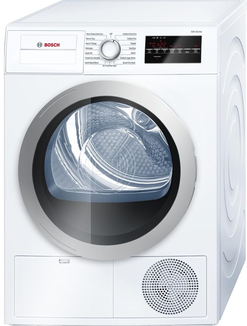 Bosch 500 Series 24 Inch Ventless Electric Dryer