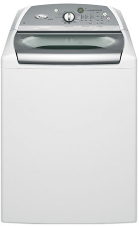 Whirlpool Wtw6600sw 28 Inch Top Load Washer With 4 6 Cu Ft